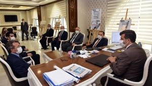 Başkan KAYACAN'a Ziyaret