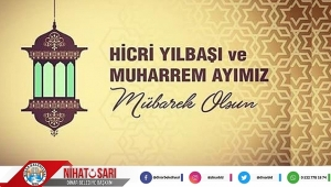 Başkan Sarı'dan Hicri Yılbaşı Mesajı