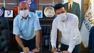 Bozkurt, Toplu İş Sözleşmesini İmzaladı.