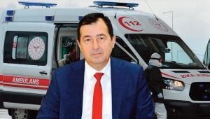 DEVLET HASTANESİ BAŞHEKİMİ DR. MEHMET DURAN KARATİNAYA ALINDI..