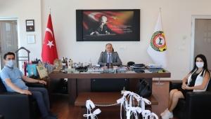 İSTEK AFYON OKULLARI'NDAN SERTESER'E ZİYARET