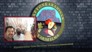 Kurban Bayramında Yarım Elma Derneği büyük bir rekor kırdı..