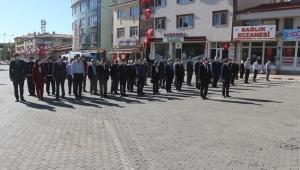Zafer Bayramı Programı Anıt Meydanında Gerçekleştirildi.