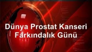 15 EYLÜL DÜNYA PROSTAT KANSERİ FARKINDALIK GÜNÜ.