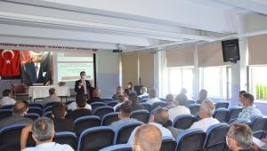 2020-2021 Eğitim Öğretim Yılının Toplantısı Bilici'nin Başkanlığında Yapıldı.