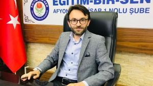 """""""AFYON'DA HER EV BİR OKUL"""""""