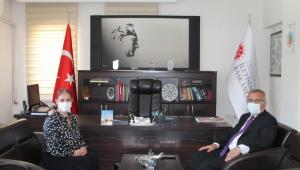 Afyonkarahisar Vali Yardımcısı Mehmet Boztepe'nin Ziyareti.