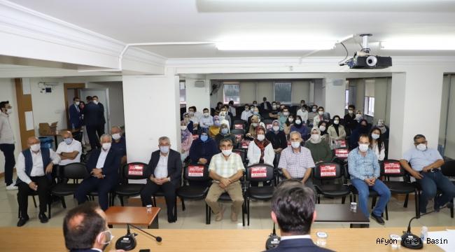 AK Parti'de 'il başkanlığı' için temayül yoklaması