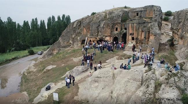 Ayazini Köyü Turizm Karşılama Merkezi İçin İhaleye Çıkılacak