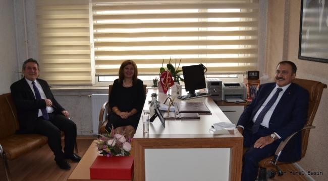 Bakan Eroğlu Bizde koltuk mevki makam hırsı olmaz'