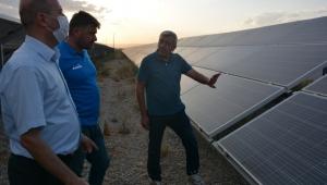 Başkan Bozkurt Önceki Dönem Çobanlar Belediye Başkanı Salih Alaka'yı Ziyaret Etti