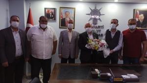 Başkan Sezen veda ziyaretlerine Şuhut ilçesi ile devam etti