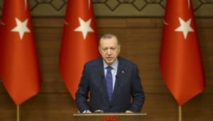 Cumhurbaşkanı Erdoğan Bursa'nın Kurtuluş Yıl Dönümünü Kutladı.
