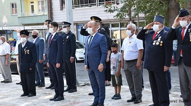 Dazkırı'da 19 Eylül Gaziler Günü Kutlandı