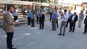 Dinar'da CHP'nin 97'inci Yılı Kutlandı.