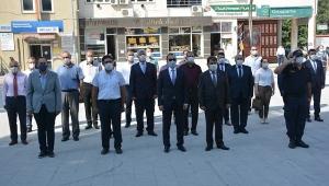 Dinar'da İlköğretim Haftası Kutlandı.