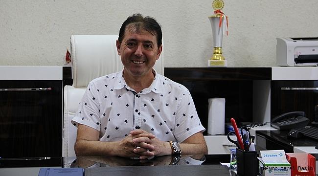 Dinar Emniyet Müdürlüğü'ne Atanan Nihat Pulat Görevine Başladı.
