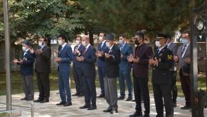 Gaziler Günü Şuhut'ta Törenle Kutlandı