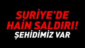 SURİYE'DE GÖREVLİ KIZILAY EKİBİNE HAİN SALDIRI.!!!