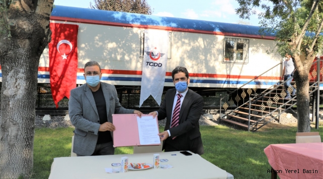 TCDD 7.Bölge ile Raysimaş Protokol İmzaladı