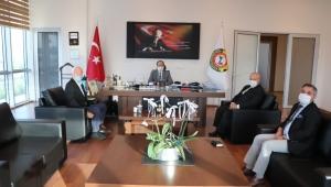 TÜRKİYE AFYONKARAHİSARLILAR PLATFORMU'NDAN SERTESER'E ZİYARET