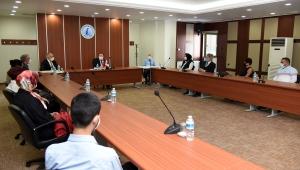 Yeni Atanan Öğretim Üyeleri İçin Tanışma Toplantısı Düzenlendi.