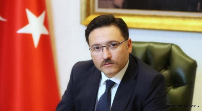 Afyonkarahisar Valiliği, İzmir'e yardım ve destek personeli gönderdi