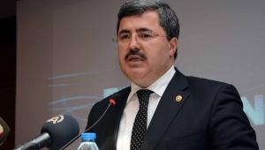 Ali Özkaya'dan mevlid kandili mesajı