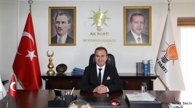 """Başkan Uluçay'dan """"Cumhuriyet Bayramı"""" mesajı"""