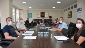 Belediye Meclisi Ekim Ayı Olağan Toplantısı Yapıldı