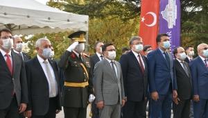 Cumhuriyetimizin 97. Yıl Dönümü Törenle Kutlandı