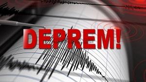 Deprem Dinar'da da Hissedildi