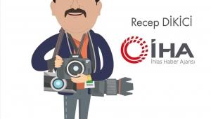 İHA Muhabiri Dikici'den 21 Ekim Dünya Gazeteciler Günü Mesajı
