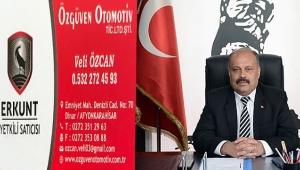 Meclis Üyesi Özcan'dan Mevlid Kandili Mesajı
