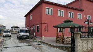 Merkez 4 No.lu Acil Sağlık Hizmetleri İstasyonu Yeni Binasına Taşındı.