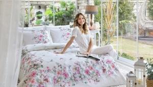 Özdilek Mariposa Nevresim Takımı ile Yatak Odaları Çiçek Açıyor…