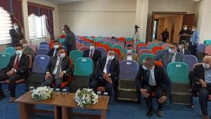 Şuhut'ta Emine Erdoğan İlim ve Kültür Merkezinde Devir Teslim Töreni Yapıldı