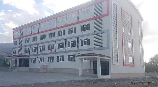 Tatarlı Kasabasına Yeni Lise Binası