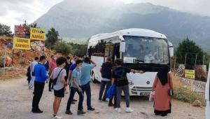 UTEF' YETİŞTİRME YURDU ÖĞRENCİLERİNE KAHVALTI ORGANİZE ETTİ.