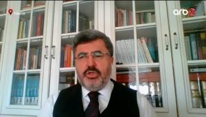 Ali Özkaya, Azeri Gazetecilerin sorularını yanıtladı