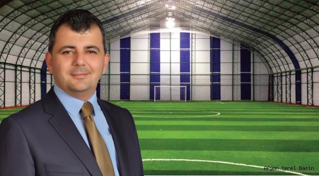 Başkan Koyuncu'dan gençlere ve sporseverlere müjde