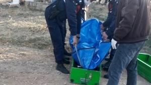 Dinar'da Cevdet ve Zeliha Uysal Çiftinin Cansız Bedeni Kuyudan Çıktı