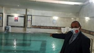 Jeotermal Kaplıca Tesisi Hizmete Açıldı