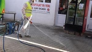Tatarlı Kasabamızda Koronavirüsle Mücadele Devam Ediyor