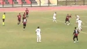 Afjet Afyonspor-Uşakspor'a mağlup oldu: 0-3