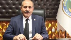 BAŞKAN MUSTAFA ÖZDEMİR'İN YENİ YIL MESAJI..