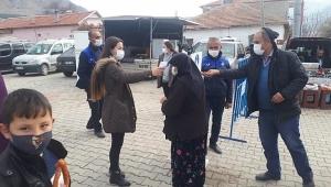 Dinar Tatarlı Kasabasında önlemler arttırıldı