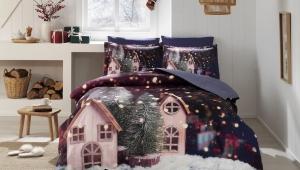 Özdilek Ev Tekstili'nden yeni yıla özel evlerde kış rüyası…