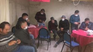 Sinanpaşa'da yayla evine operasyon!..