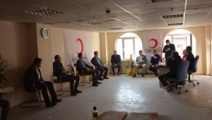 Türk Kızılay Şuhut Temsilciliği Dualarla Açıldı